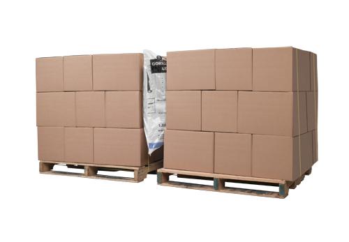 Bolsa de aire para carga, Air Dunnage, Bolsa  inflable para carga, bolsa de aire rafia