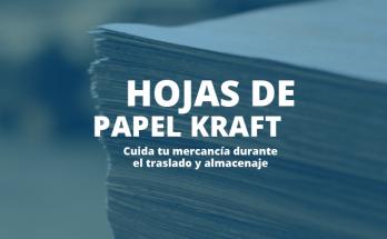 Separador Papel Kraft - Hojas para pallets